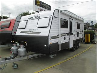 "2018 Montana ""BIGSKY"",19'6"" ....SOLD....Tandem Tourer, SINGLE BEDS, Ensuite, Cafe Seating.....Shower and Toilet"