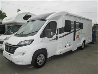 Swift Bessacarr 494 Motorhome..Perfect European Luxury...$159,990 Drive Away...Demo Clearance Model