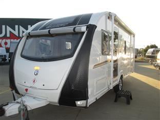 Swift Explorer MK2 Model 4FB,  Double Bed, Full Ensuite, Sleeps 4 Persons