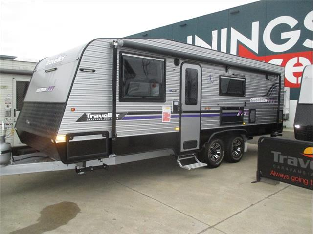 Traveller Obsession 2017 Model 23' Big Bathroom Model...IN STOCK...Semi Off Road