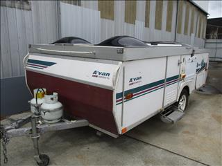 AVAN  ALINER ....SOLD....1999, Double Bed Model, Very Good Condition....LIGHTWEIGHT only 690 KG
