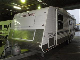 Billabong Kalbarri 23' Tourer Caravan, Queen Bed, Ensuite, Satellite Dish.....