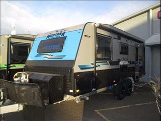 "Montana Voyage Extreme Off Road Caravan, 20'6"" Tandem Off Roader....."