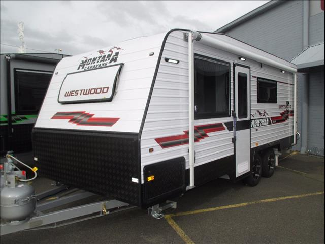 """Montana """"Westwood""""  19' Family Bunk Van, Queen Bed and 3 Bunks"""