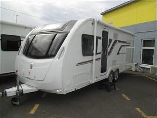 2016 Swift Explorer 645 MK2,  Lightweight Tourer, Island Double Bed and Ensuite.....