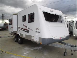 Jayco Sterling Model 21.65-3, 2011, Slideout Queen Bed, Ensuite, Independent Suspension.....