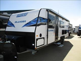 "2019 Pacific Islander....SOLD.... 22'6"" Semi Off Road Tourer, Side Club Lounge, Big Bathroom Model....."