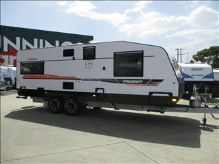 "2019 Traveller Prodigy ,22'6"" Rear Cafe Model, Queen Bed, Full Ensuite......"