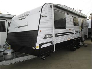 Traveller Intrigue 21' ...Featuring Contemporary Vogue Styling Throughout.