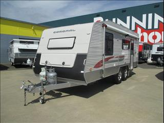 COROMAL Lifestyle L 635 XC Off Road Caravan,  Queen Bed, Full Ensuite, Washing Machine......