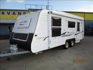 "2008 Royal Flair Promenade ....SOLD....20'6"" Tandem Tourer, Queen Island Bed, Full Ensuite......."
