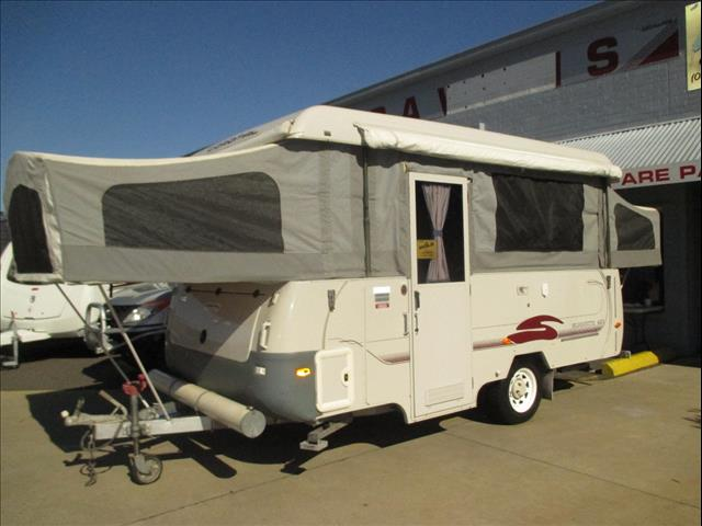 Coromal Silhouette 421, ...SOLD...Sleeps up to 7 Persons Inside