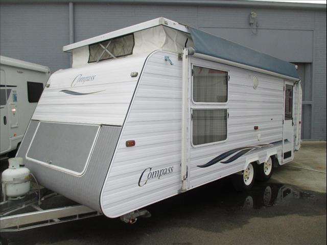 Compass Pop Top, 2001 Tandem Model