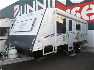 2013 LEGACY 630 R/T, Semi Off Road Caravan, Queen Bed, Ensuite with Separate Shower and Toilet.....