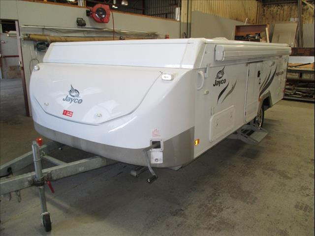 2012 Jayco Penguin Camper Trailer....SOLD...., Double Bed Model, As New Condition.....