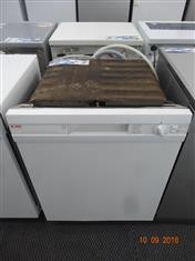 Asko white dishwasher