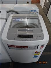 LG 6.5kg top loader washer