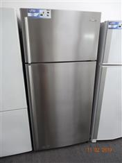 Westinghouse stainless steel 520L fridge/ freezer