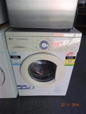 LG 7kg front loader washer