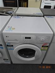 LG 7.5kg front loader washer