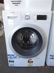 Bosch Serie8 front loader washer