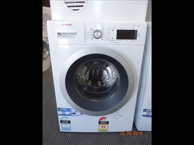 Bosch Serie8 front loader washer