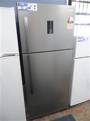 Euro stainless steel 470L fridge/ freezer