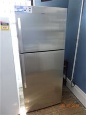 Haier stainless steel 422L fridge/ freezer