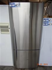 Fisher & Paykel stainless steel 442L fridge/ freezer