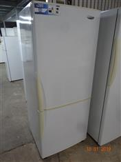 Westinghouse 420L upside down fridge/ freezer