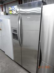 Bosch stainless steel 603L side by side fridge/ freezer