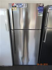 Beko stainless steel 500L Fridge/ freezer