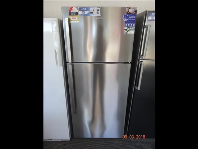 Beko stainless steel 500L Fridge/ freezer