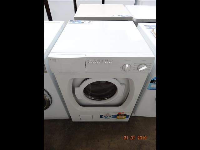 Asko 6kg fronty loader washer