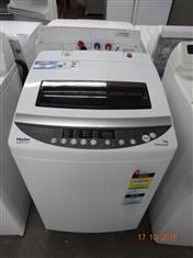 Haier 7.5kg top loader washer