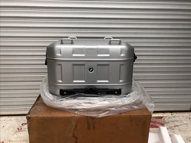BMW R1150GS  Adventure Top Box (Aluminium)