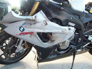 BMW S1000RR 2010 WRECKING