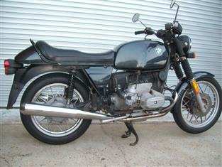 1982 BMW R100 1000CC ROAD