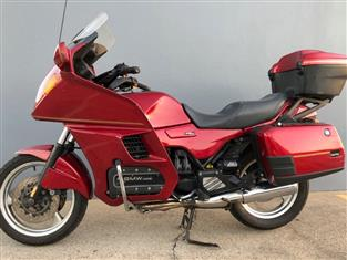 1992 BMW K1100LT (ABS) 1100CC ROAD