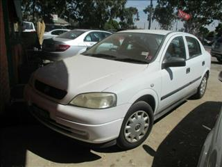 2005 Holden Astra CD AH Hatchback