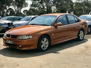 2000 Holden Commodore S VX Sedan