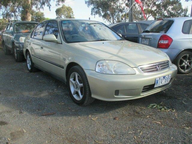 1999 Honda Civic GLi  Sedan