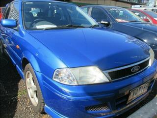 2002 Ford Laser   Hatchback