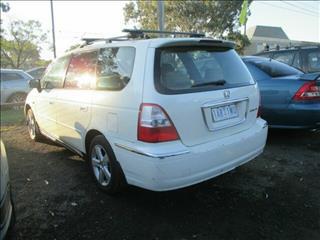 2002 Honda Odyssey   Wagon