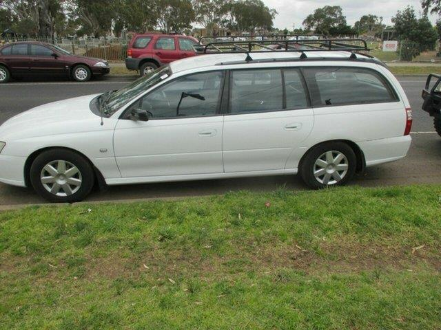 2006 Holden Commodore Executive VZ Wagon