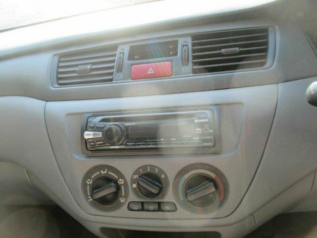 2004 Mitsubishi Lancer ES CH Sedan