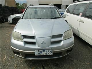 2003 Mitsubishi Outlander LS ZE Wagon