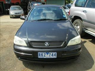 2002 Holden Astra City TS Hatchback