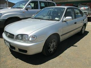 2001 Toyota Corolla Ascent  Hatchback
