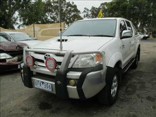 2006 Toyota Hilux SR5 (4x4) KUN26R X Cab Pickup